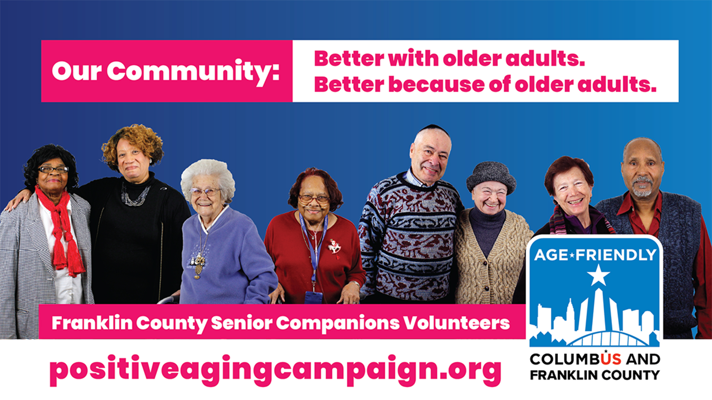 Positive Aging Promo image